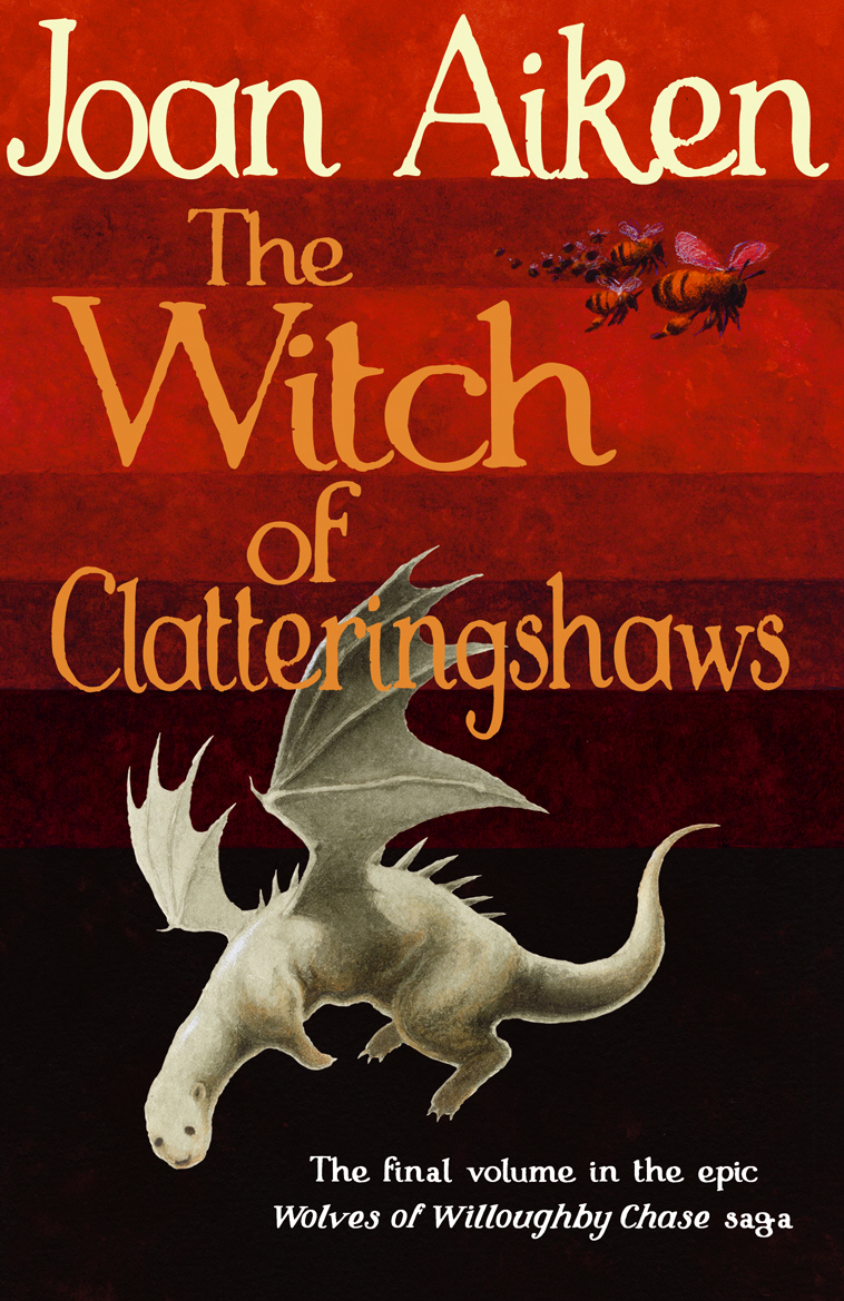 The Witch of Clatteringshaws cover