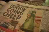 Newspapers - Buckie Going Cheap