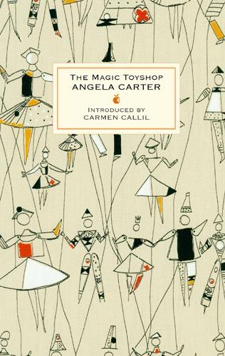 the book pile: the magic toyshop;