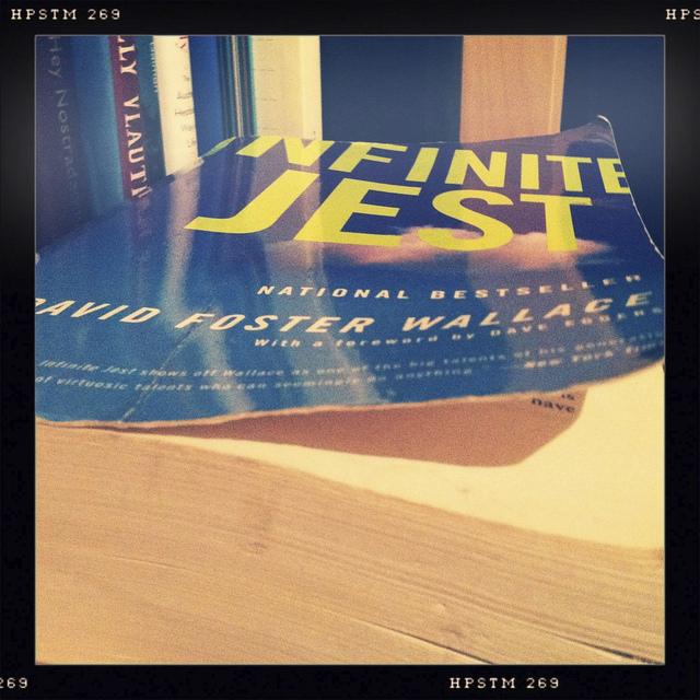 30 before 30 #23: read infinite jest;
