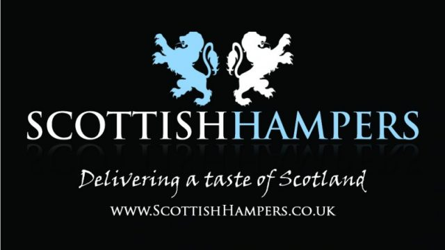 New Scottish Hampers logo