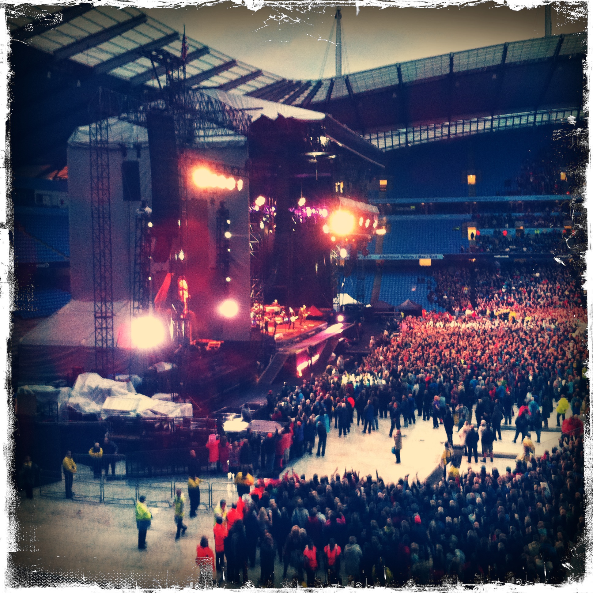 Bruce Springsteen at Etihad