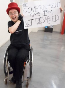 kabarett is not disabled