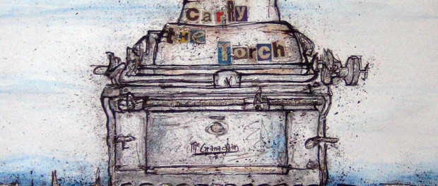 Carry The Torch artwork