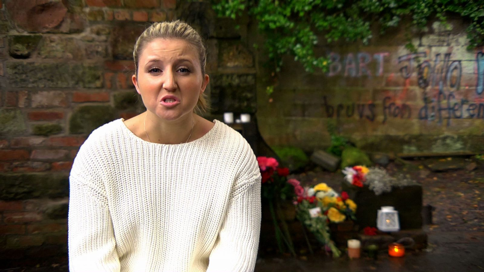 exit routes: hollyoaks does cyber bullying;