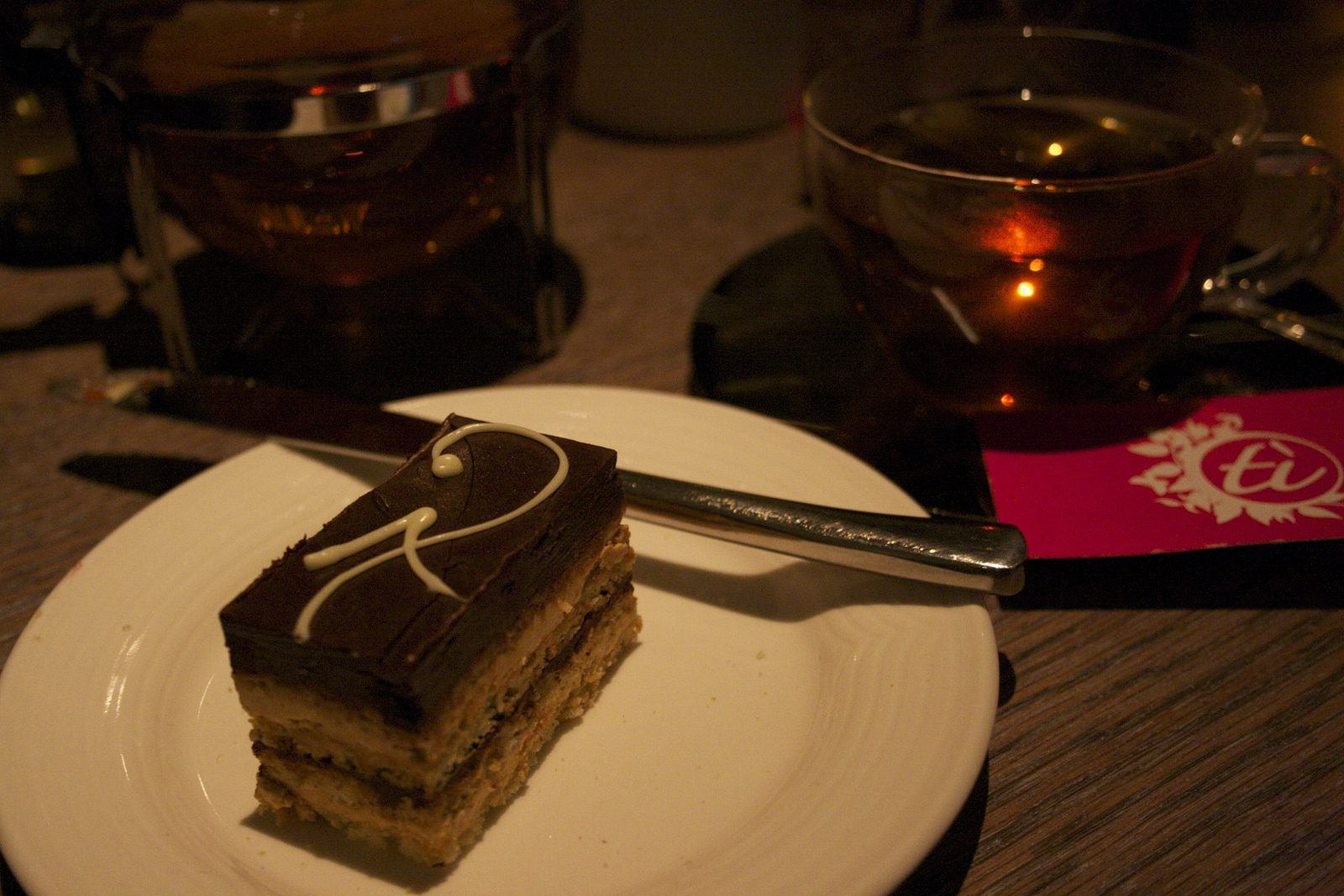 cake dates: ti lounge @ glasgow hilton;