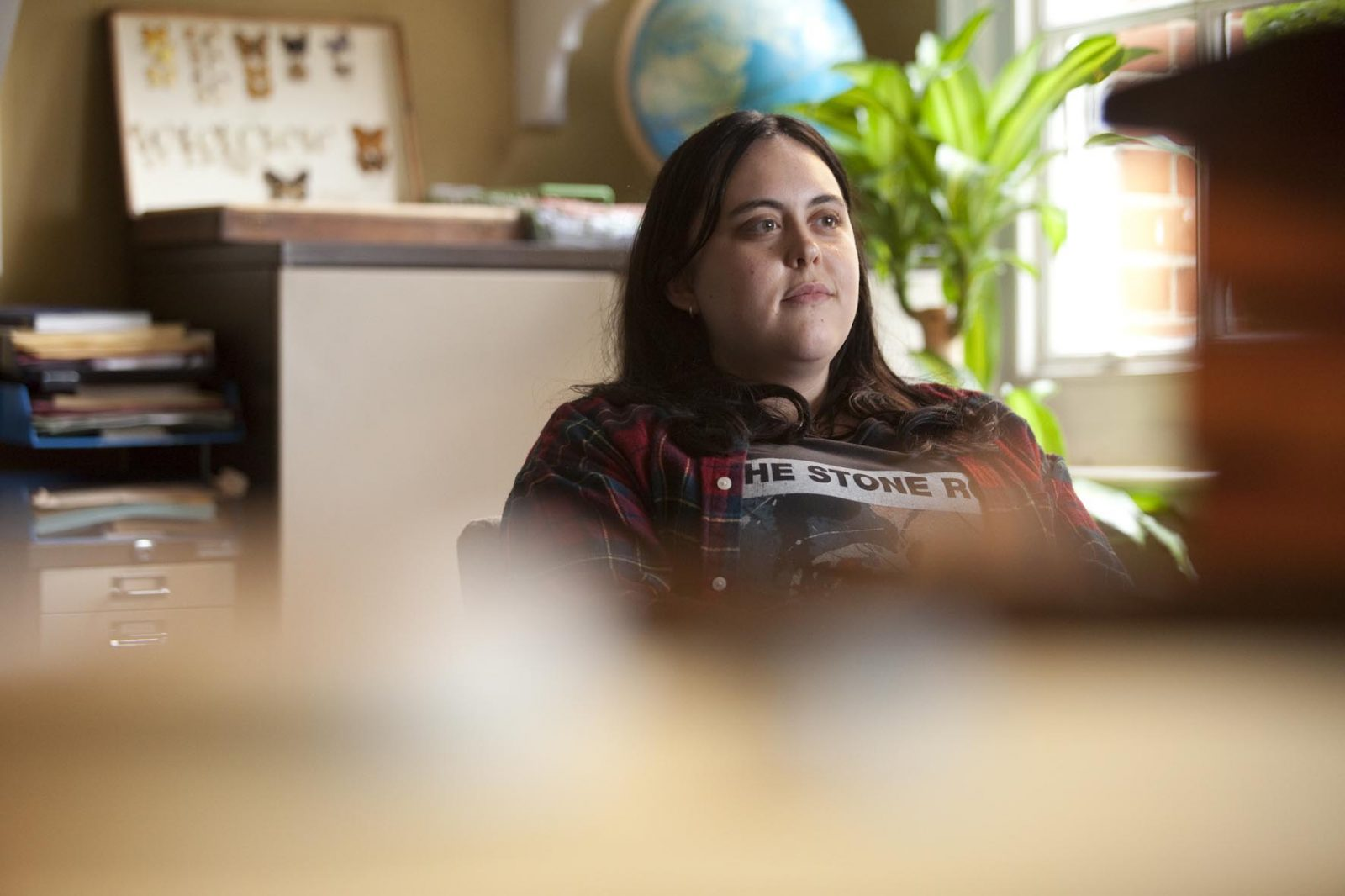 Sharon Rooney in My Mad Fat Teenage Diary