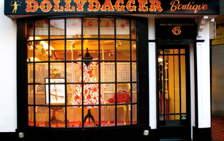 Dollydagger Brighton boutique