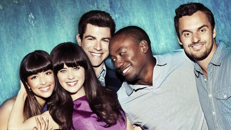 making laughs out of stereotypes: new girl s2 / the mindy project;