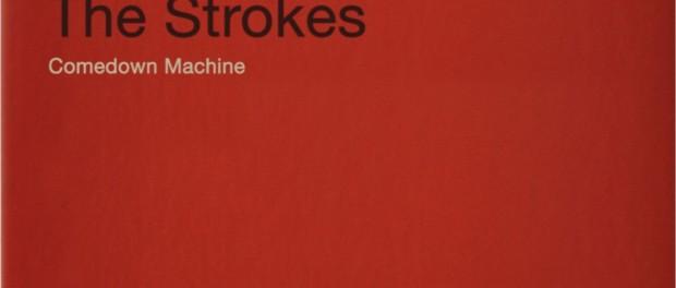 The Strokes - Comedown Machine artwork