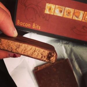 Zotter Bacon Bits