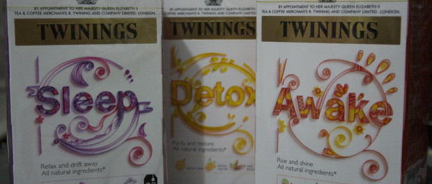 Twinings Health Blends