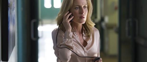 Gillian Anderson in BBC's The Fall