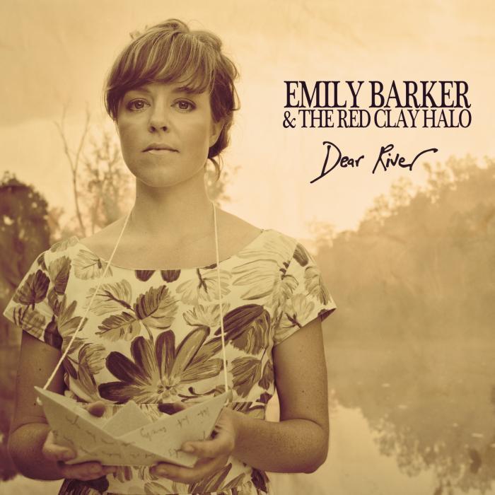 Emily Barker - Dear River artwork