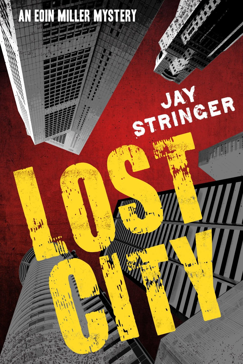 Lost City by Jay Stringer cover