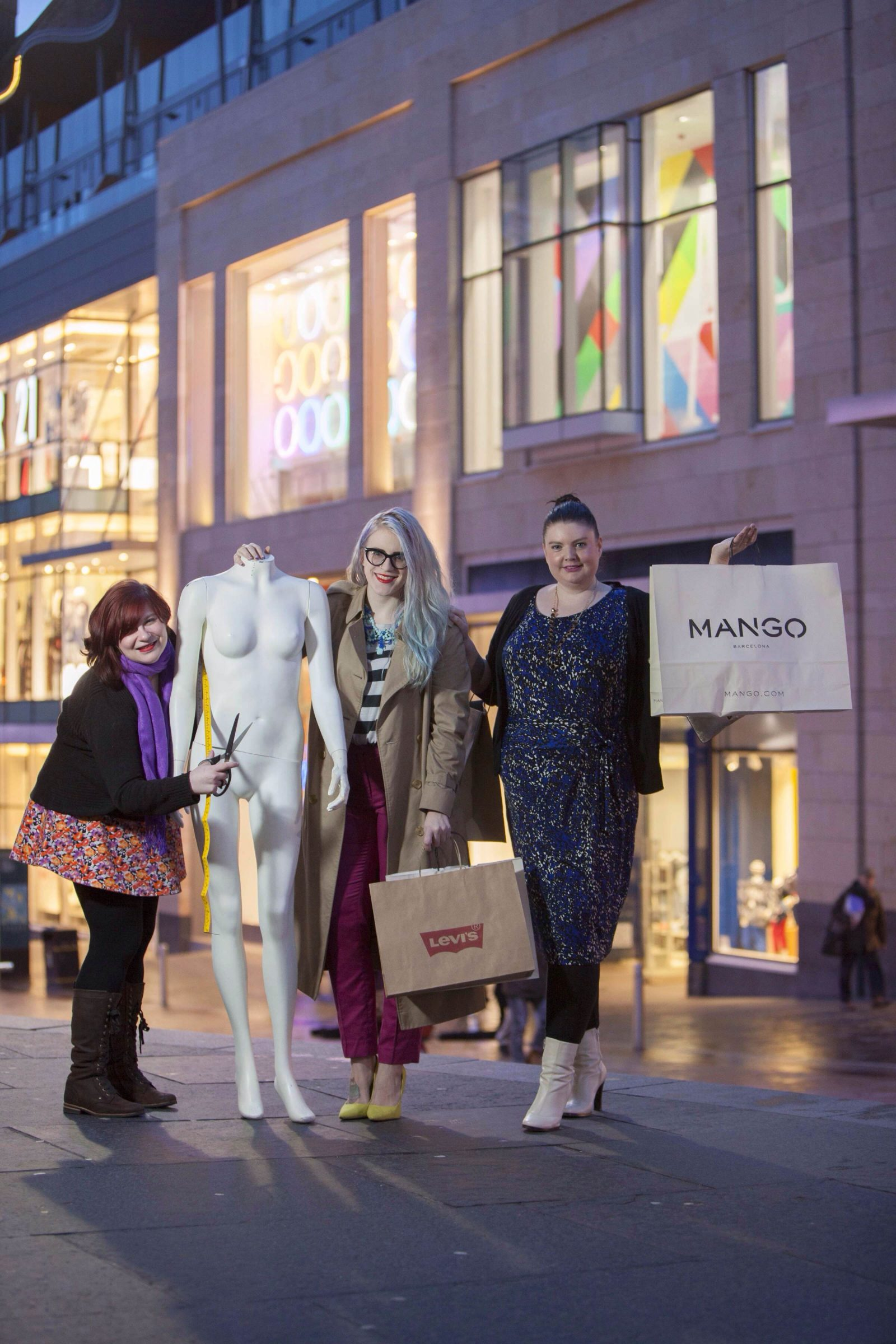 out and about: glasgow's late night style challenge;