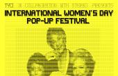 TYCI International Women's Day poster by Tawny Kerr