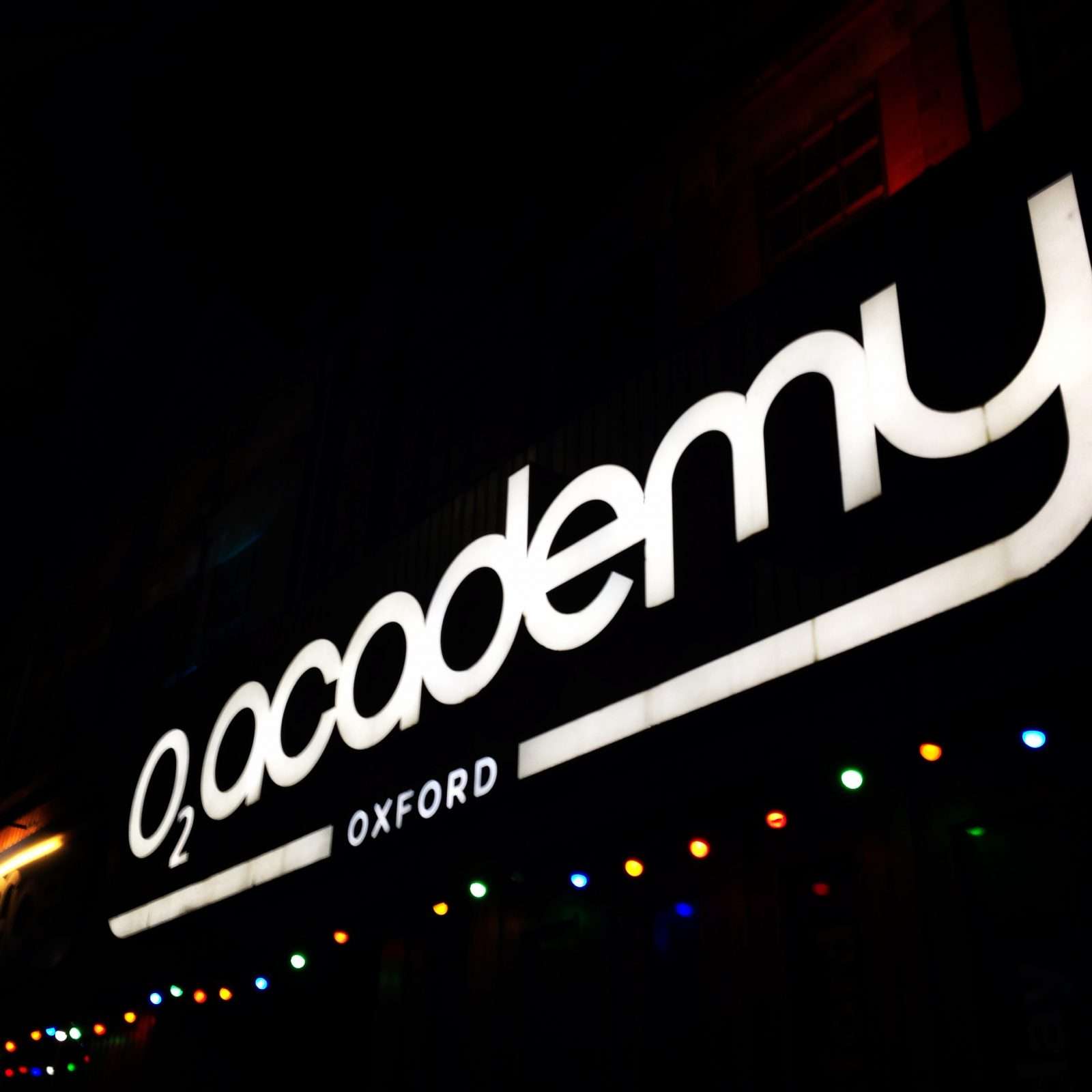 live in oxford with o2 academy: upstairs with bbc introducing;