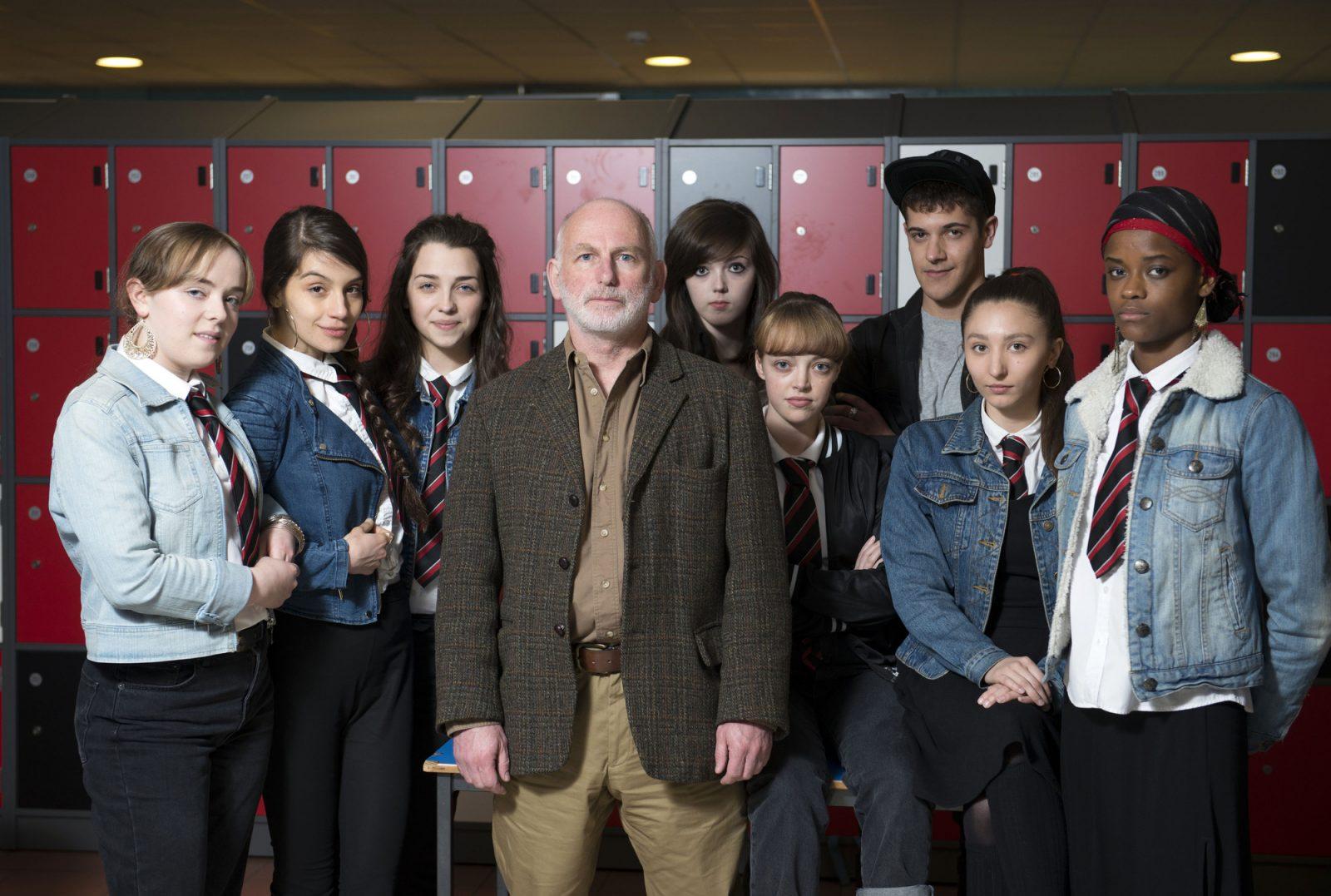 Glasgow Girls press photo