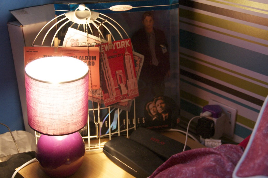 Bedside table - Bedroom