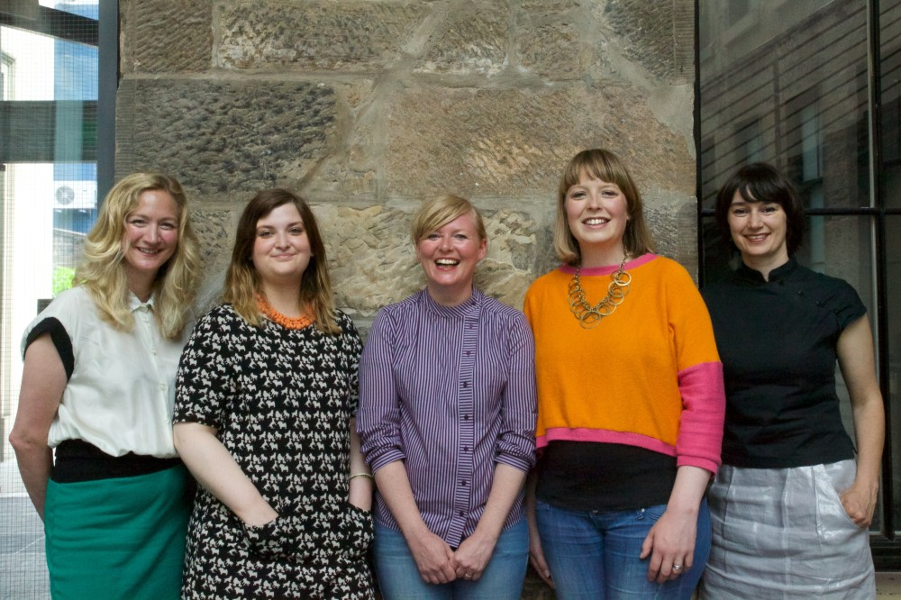out and about: drop down and drop in with refashion glasgow;