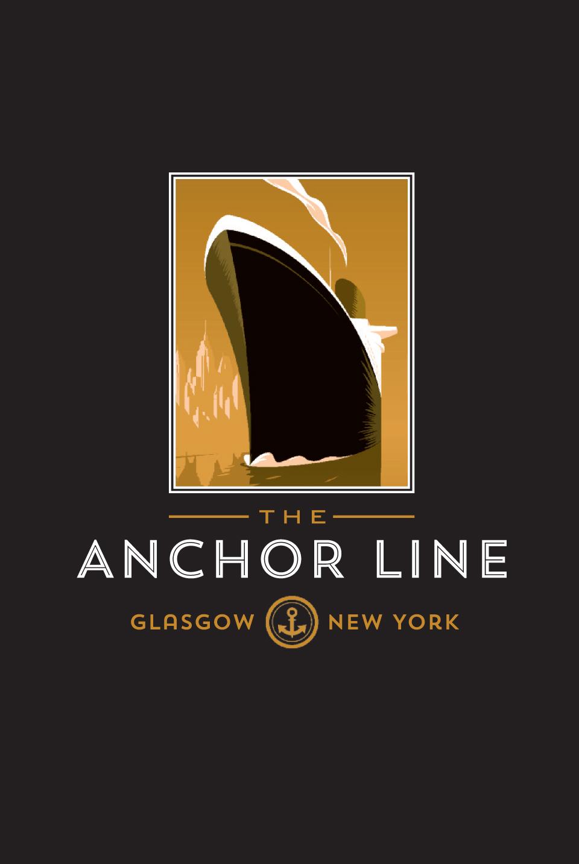 The Anchor Line logo