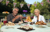 Great British Bake Off: Paul Hollywood and Mary Berry