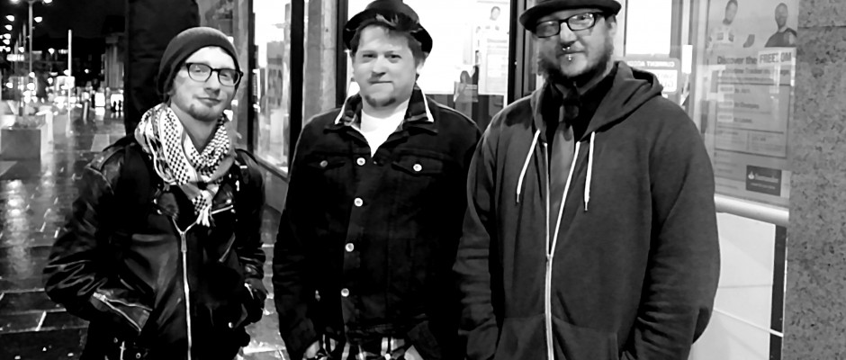 Dave Hughes & the Renegade Folk Punk Band - February 2014