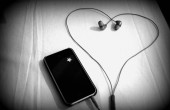 iLove heart headphones
