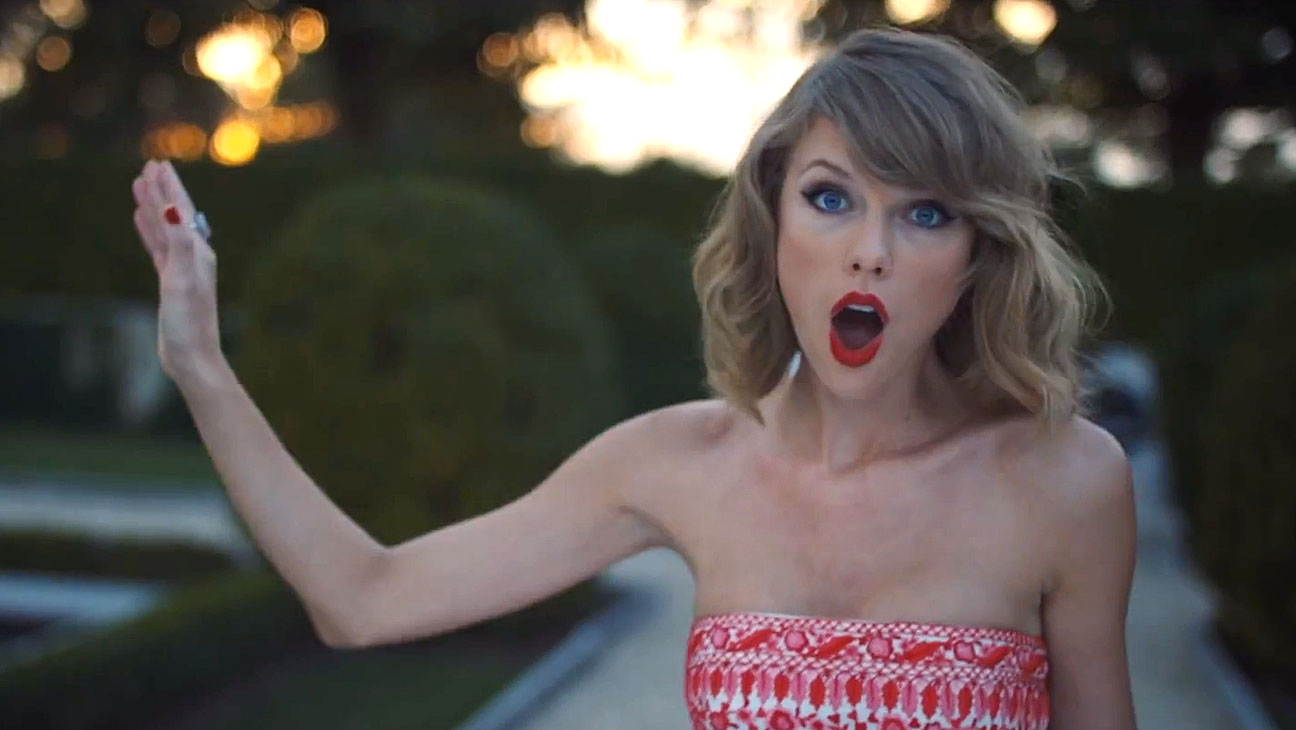 Taylor Swift - Blank Space video still