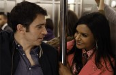 The Mindy Project: Danny (Chris Messina) and Mindy (Mindy Kaling)