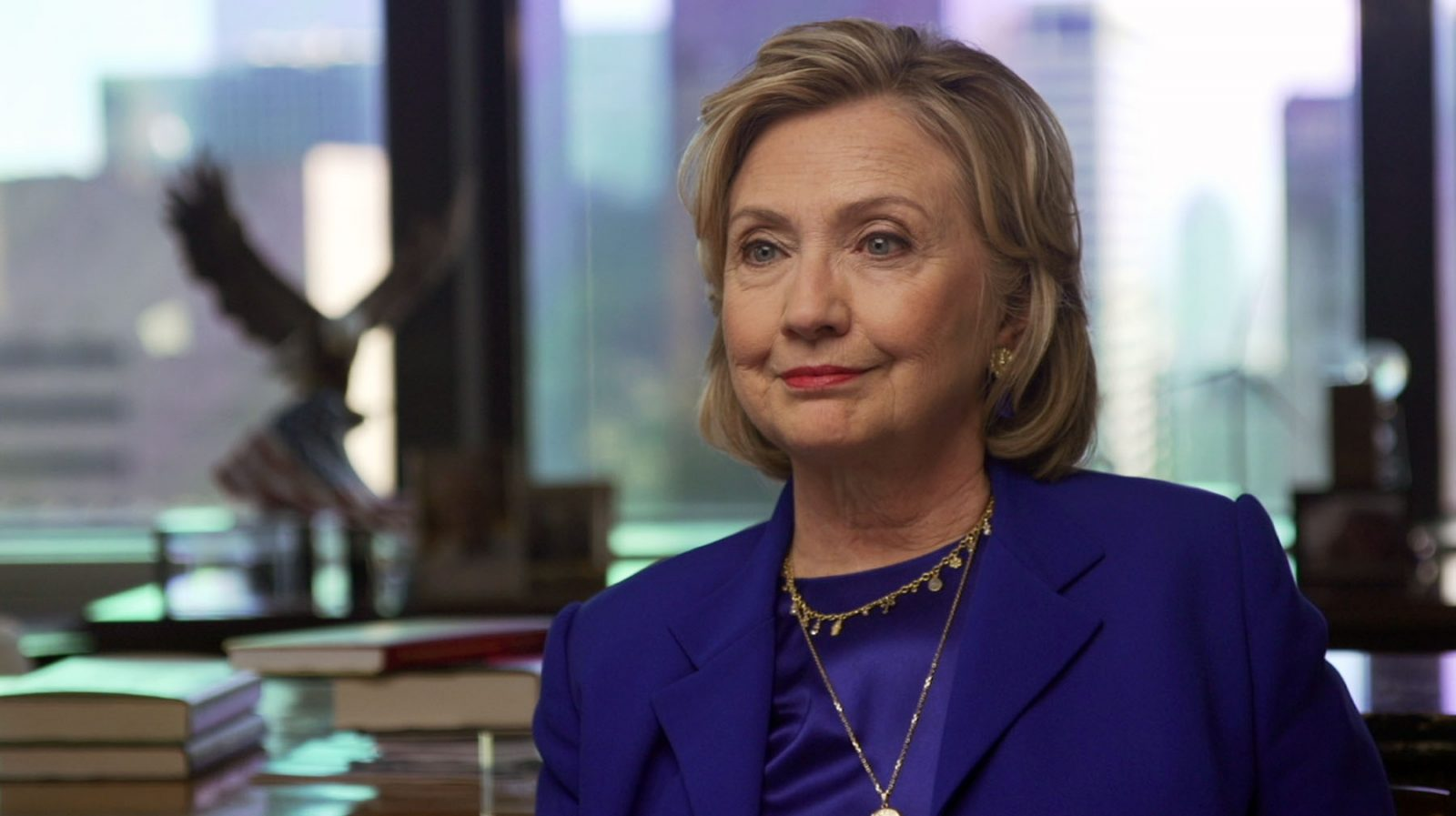 tv review: hillary clinton – the power of women, bbc two;
