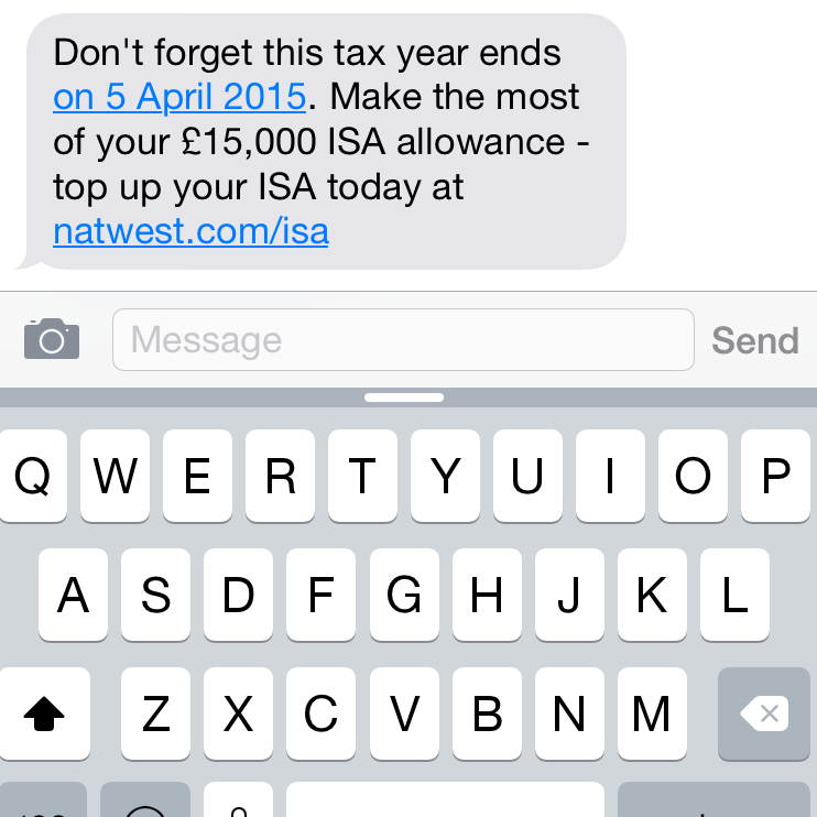 Make the most of your ISA allowance