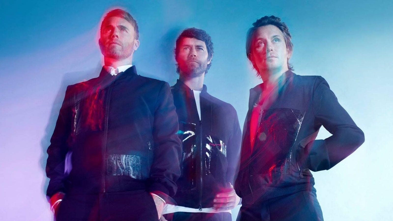 Take That 2015 tour promo
