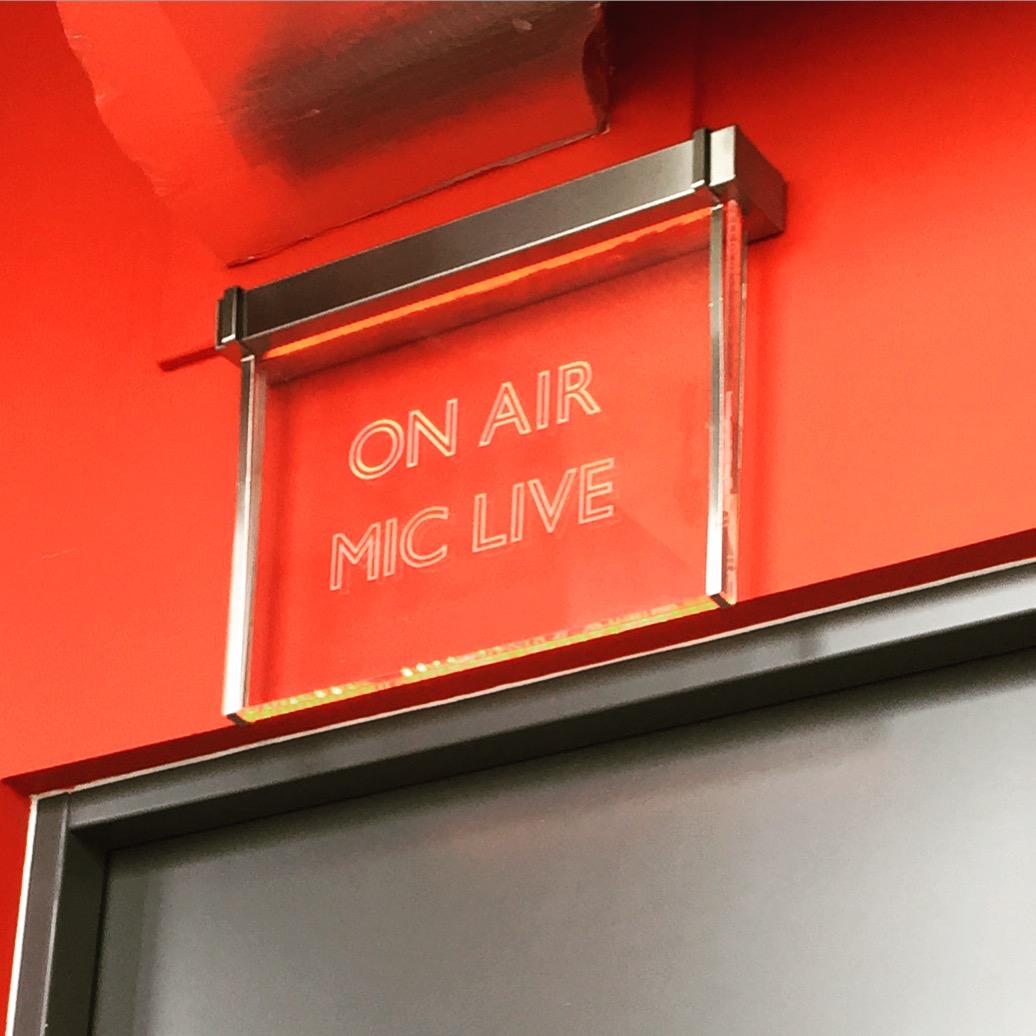 On Air: BBC Radio Scotland