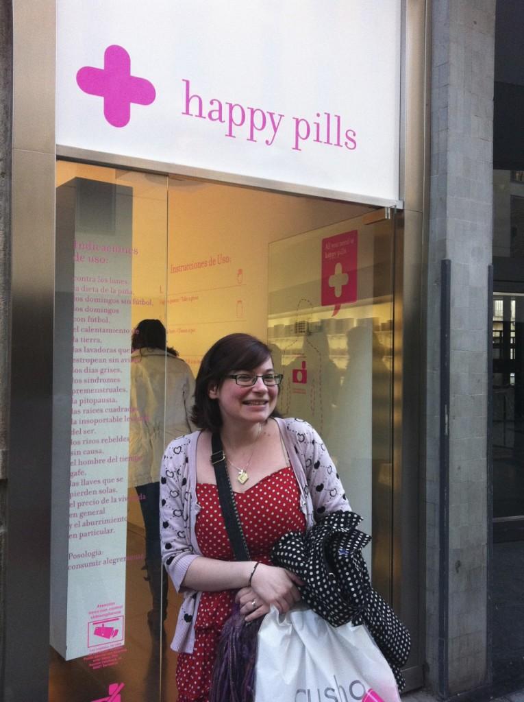 Happy Pills, Barcelona