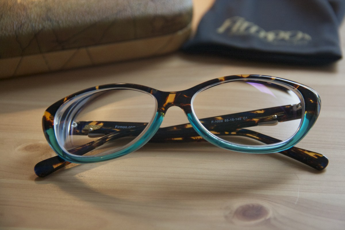 last year's looks: shopping for glasses online with firmoo;