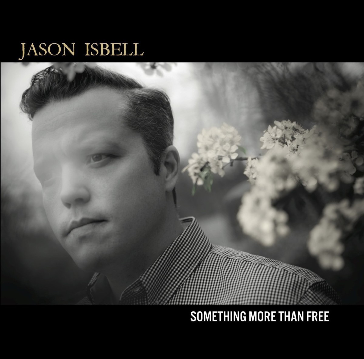 Jason Isbell - Something More Than Free artwork