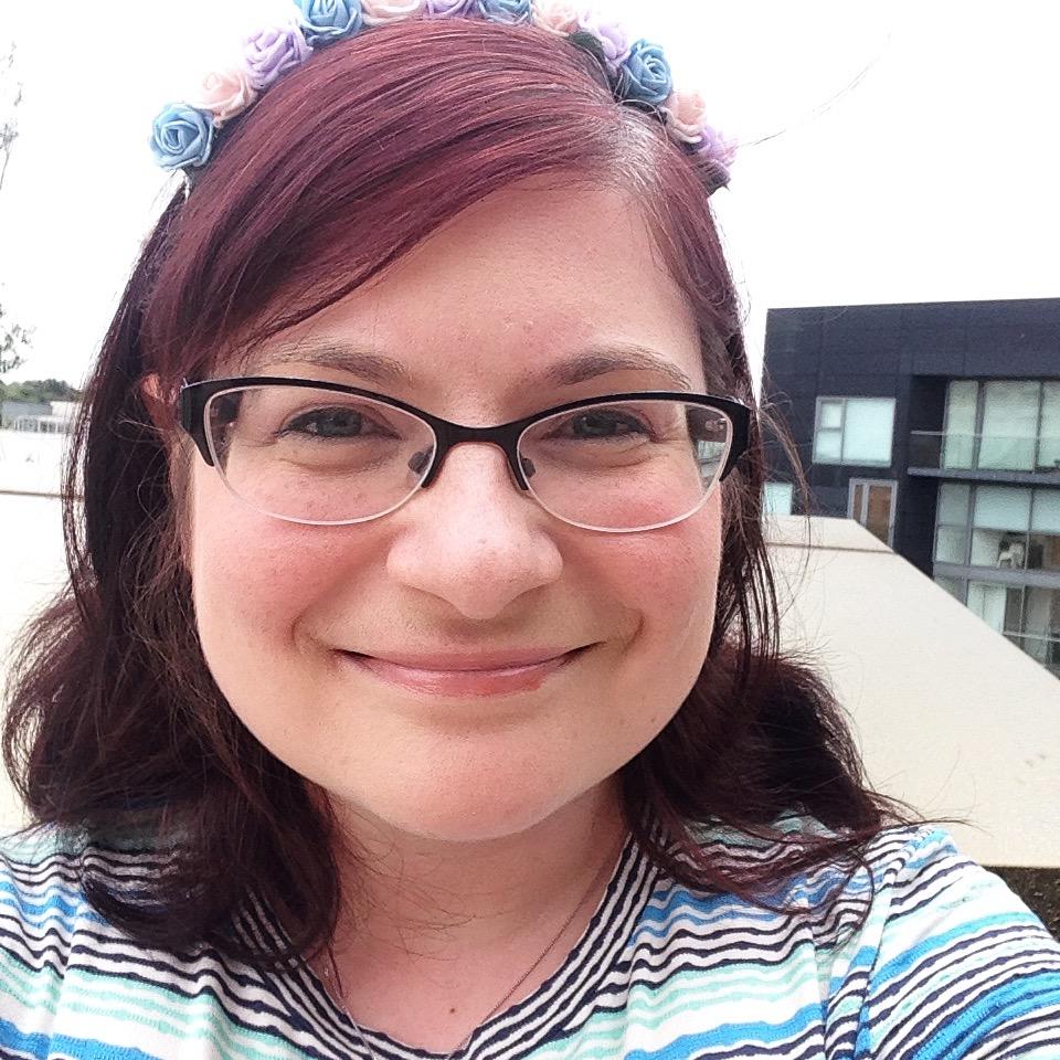 Theatre Royal rooftop selfie