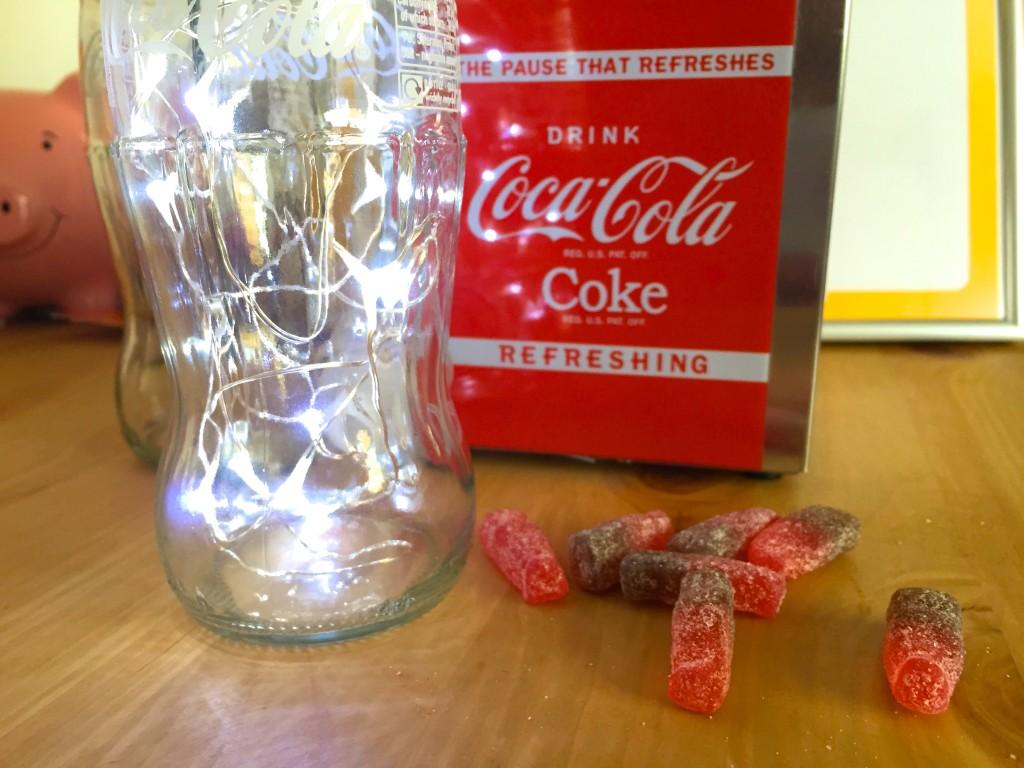 Go Eco Store - Coke bottle light