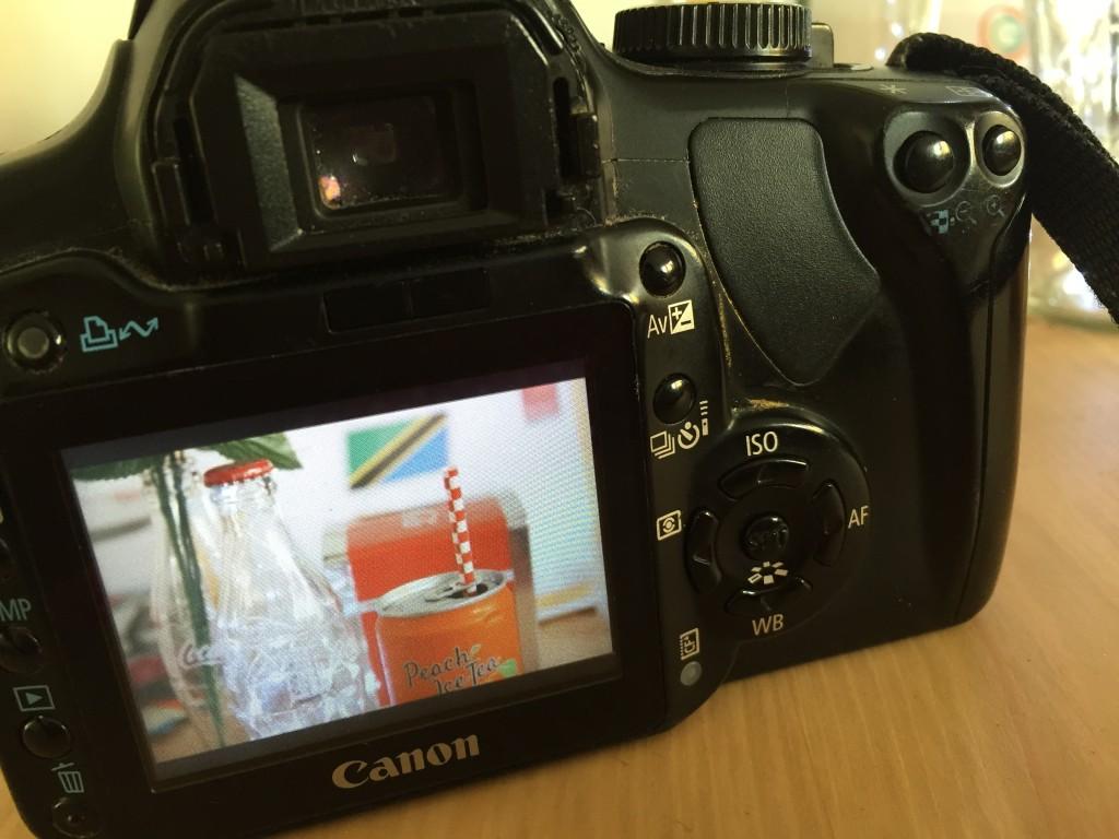 Go Eco Store - malfunctioning camera