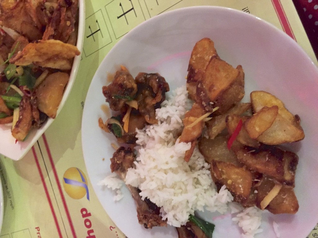 Chop Chop Chinese banquet