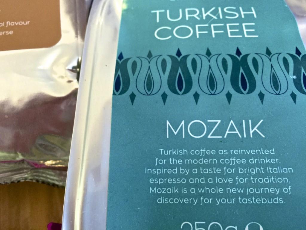 Ozerlat Turkish coffee