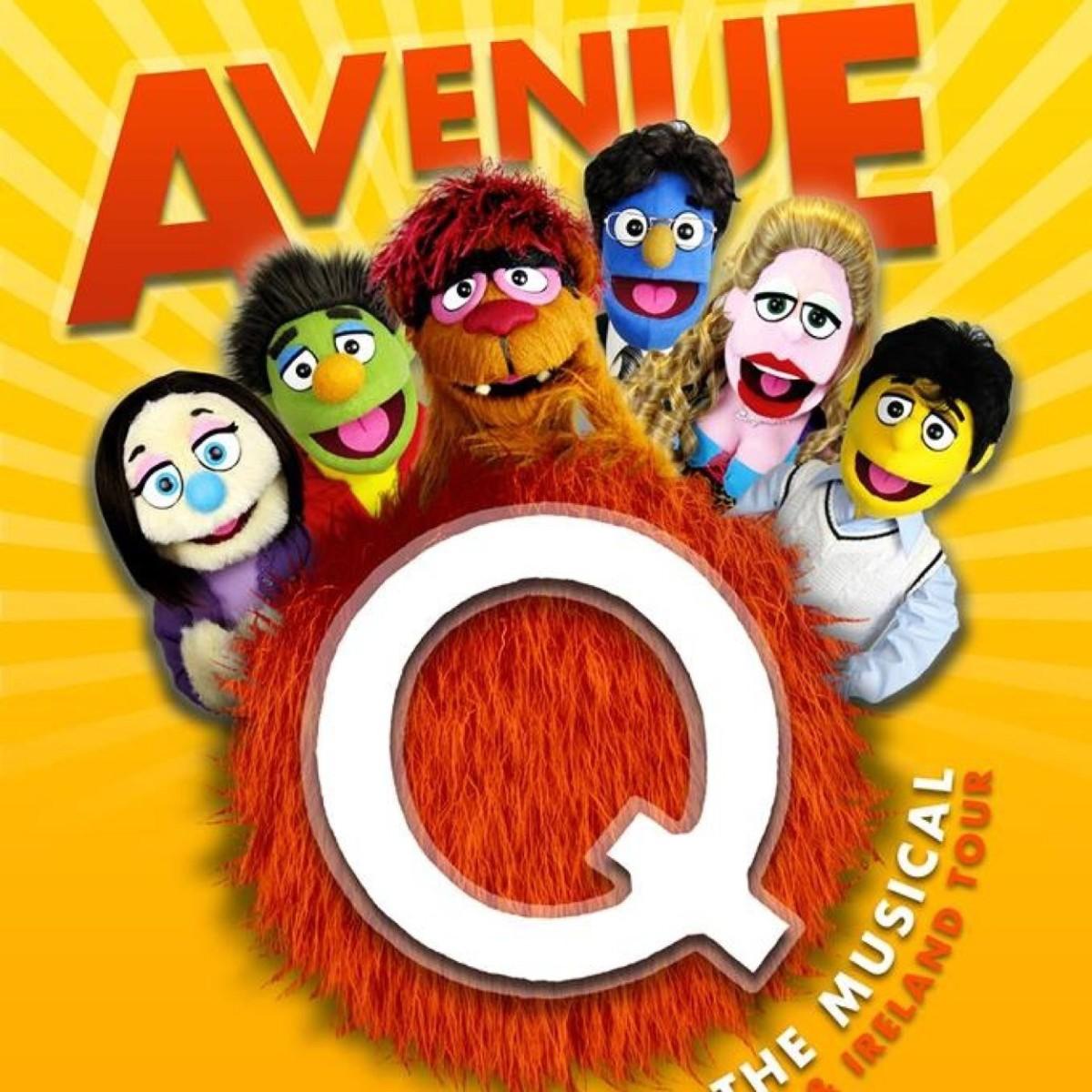 theatre review: avenue q, king's theatre, glasgow;