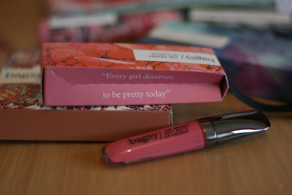 Bagsy Beauty Haul - Lip Velvet