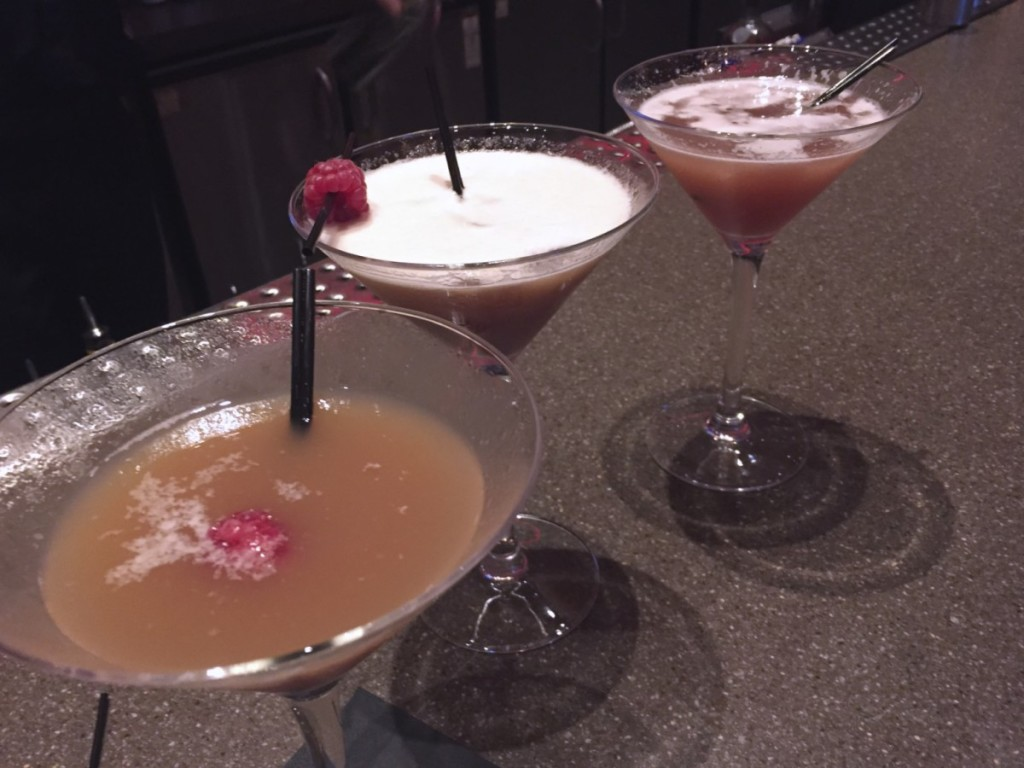 The Colour Report - French martinis at the Alea Casino