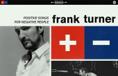 Frank Turner - Positive Songs for Negative People artwork