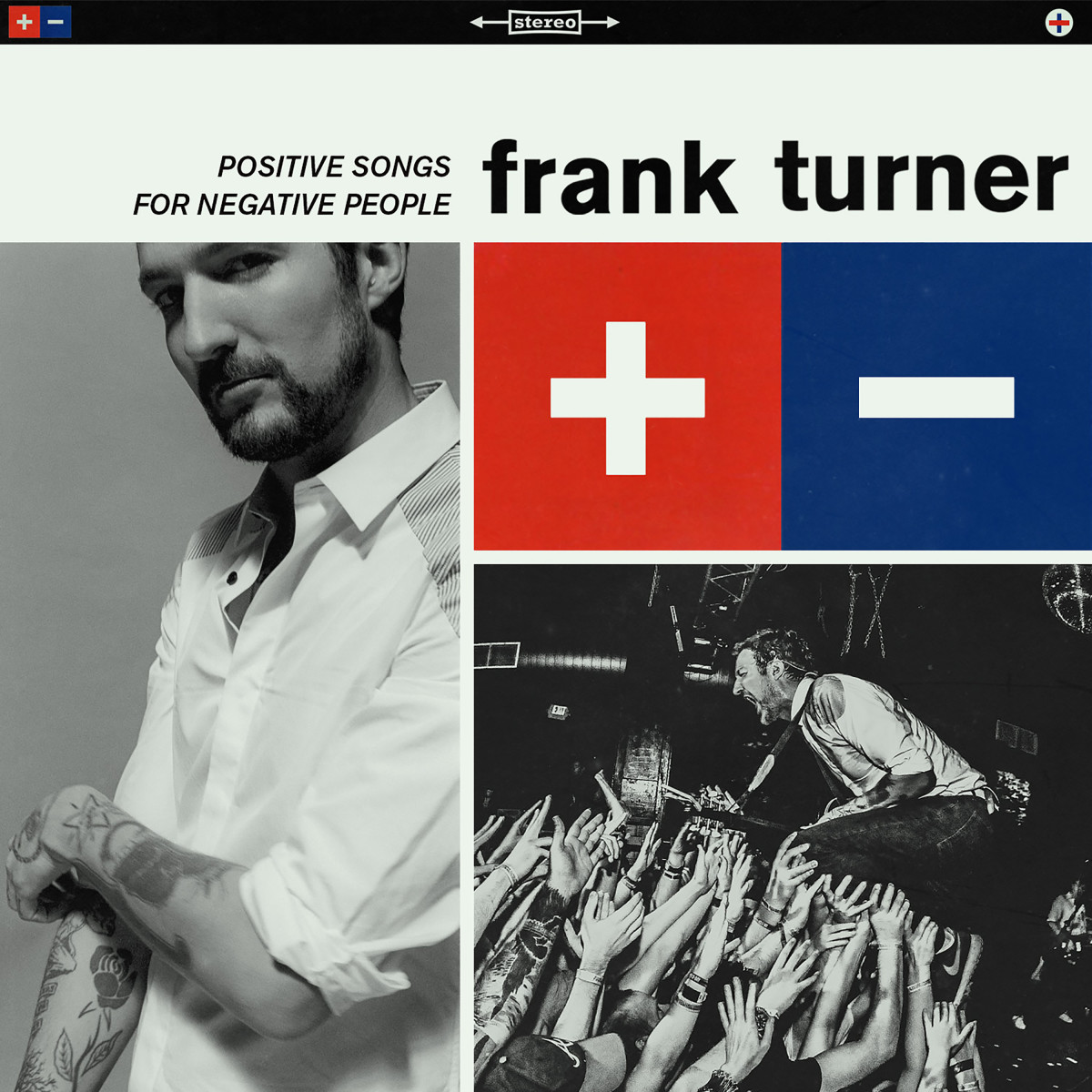 album review: frank turner – positive songs for negative people;