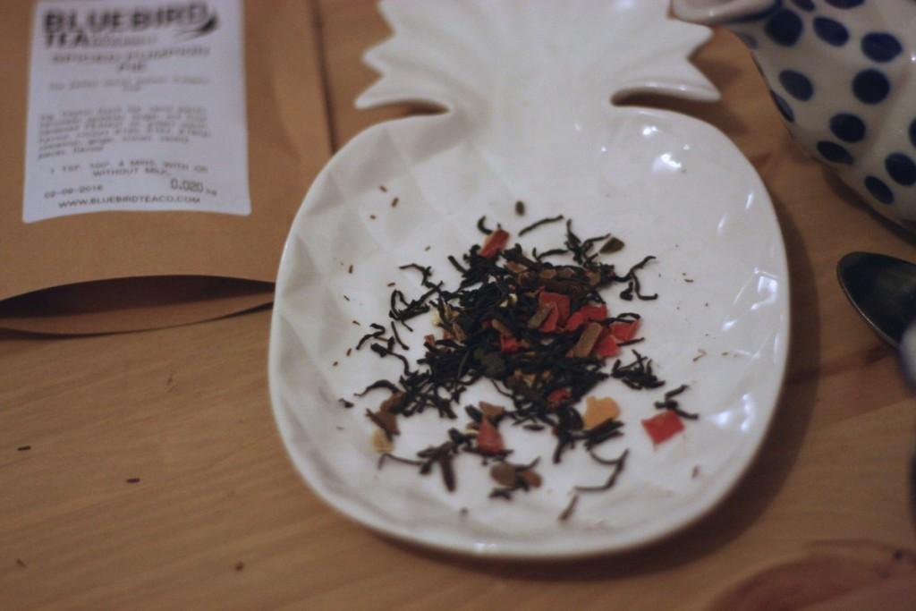 Bluebird Tea Co. - Spiced Pumpkin Pie