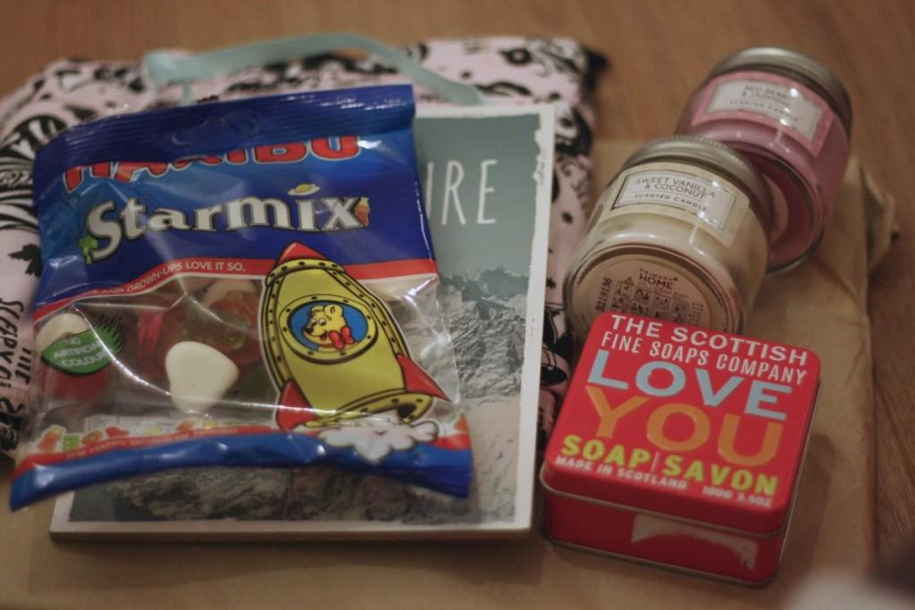 Sent with Love - Haribo